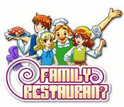 اللعبة الرائعة Family Restaurant بحجم