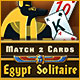 Egypt Solitaire Match 2 Cards Game