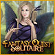 Fantasy Quest Solitaire Game