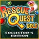 Rescue Quest Gold Collector's Edition Game