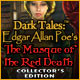 Download Dark Tales: Edgar Allan Poe's The Masque of the Red Death Collector's Edition game