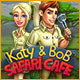 Katy and Bob: Safari Cafe Game